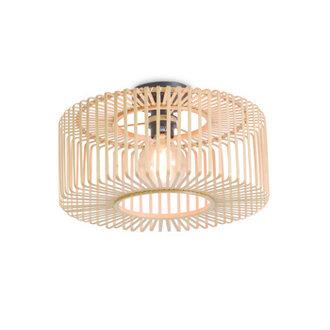 Good&Mojo Ceiling lamp Bromo round dia.40x18cm natural, S