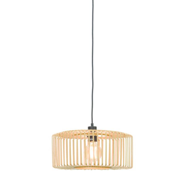 Good&Mojo-collectie Hanglamp Bromo rond 40cm naturel S
