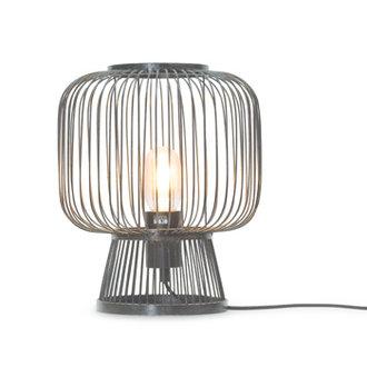 Good&Mojo Tafellamp Cango 30 zwart
