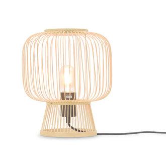 Good&Mojo Table lamp Cango h.30x26cm, natural