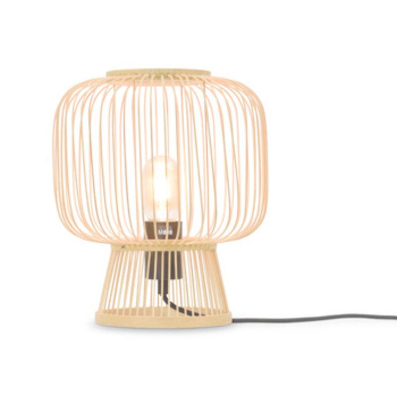 Good&Mojo-collectie Tafellamp Cango 30 naturel