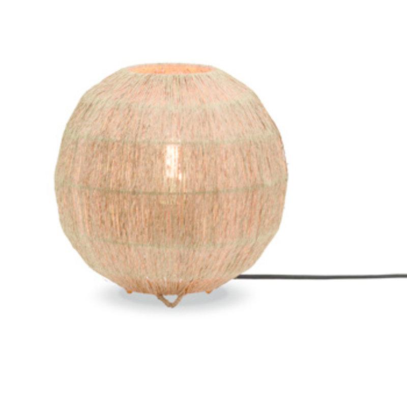 Good&Mojo-collectie Tafellamp Iguazu bol naturel S