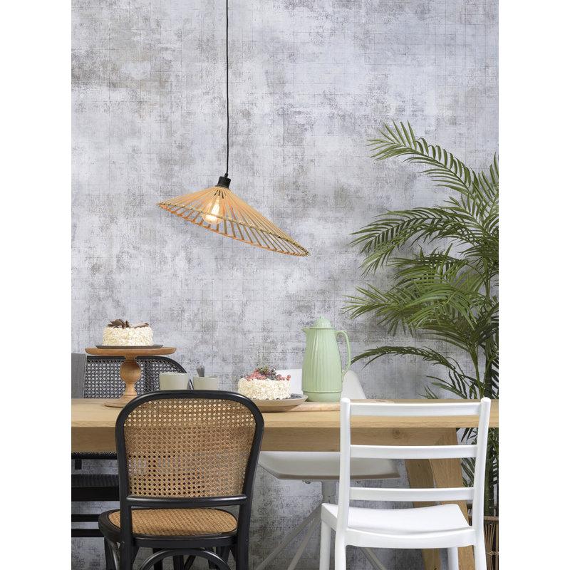 Good&Mojo-collectie Hanglamp Bromo asym. 60cm naturel L