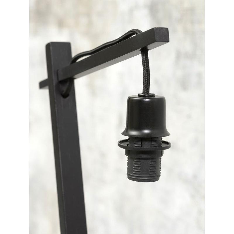 Good&Mojo-collectie Tafellamp Andes zwart/donkergrijs