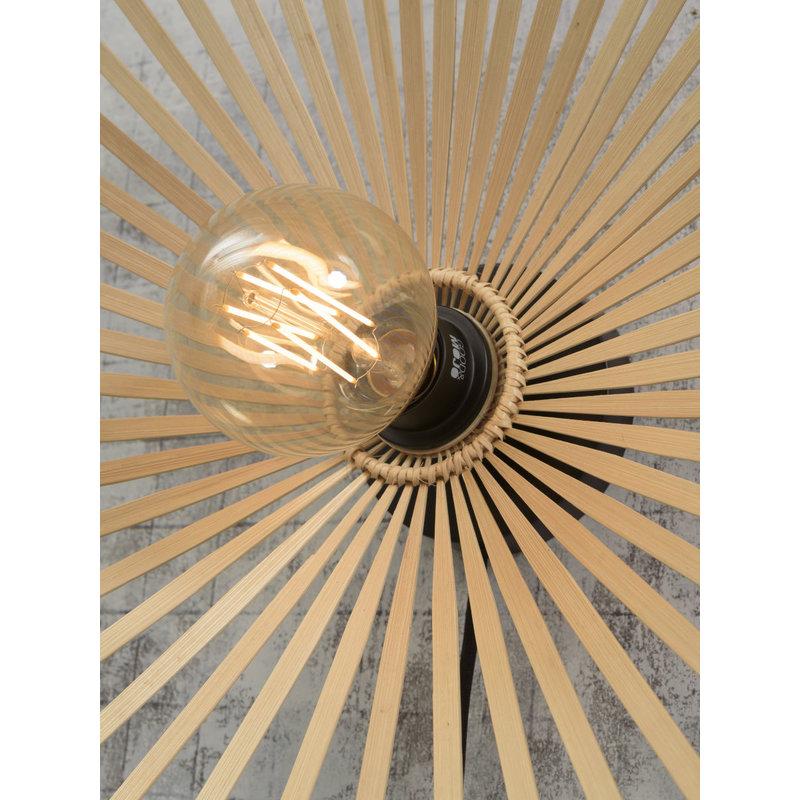 Good&Mojo-collectie Ceiling lamp Bromo asymm. dia.50x12cm natural, M