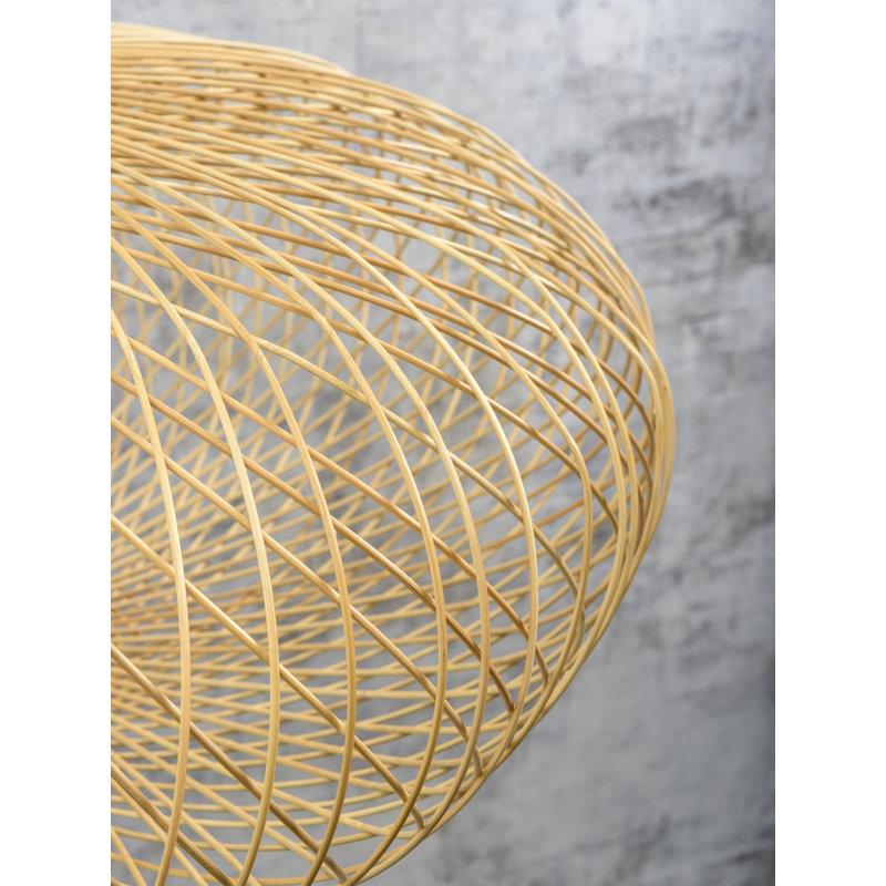 Good&Mojo-collectie Plafonniere Cango 60cm naturel