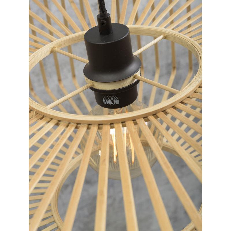 Good&Mojo-collectie Wandlamp Bromo naturel/naturel S