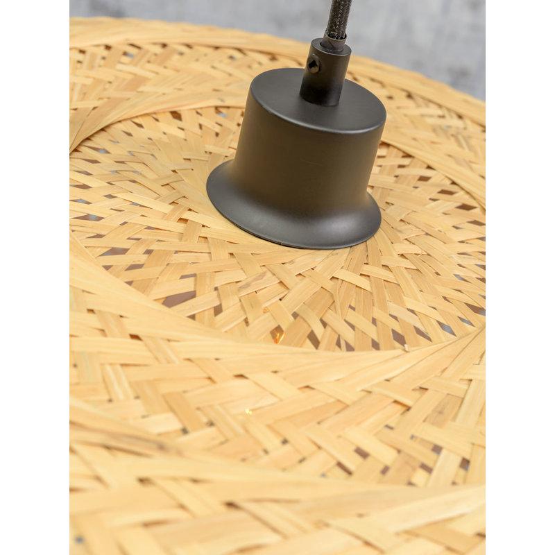 Good&Mojo-collectie Hanglamp Palawan 40cm naturel S