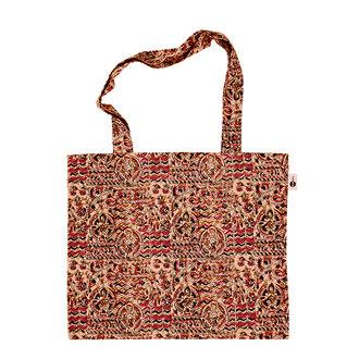 Madam Stoltz Printed tote bag