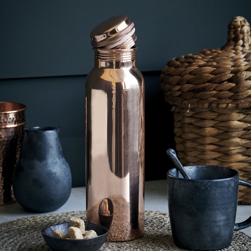 House Doctor-collectie House Doctor  Bottle Al Copper