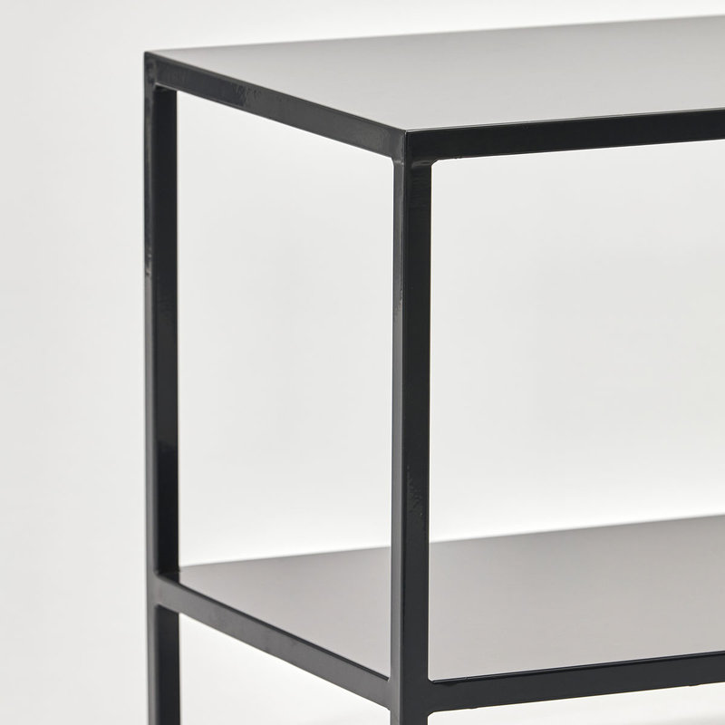 House Doctor-collectie House Doctor  Side table Fari Black