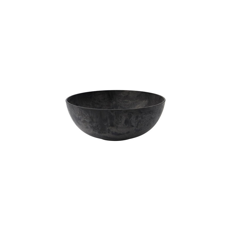 House Doctor-collectie House Doctor  Bowl Serveur Black Pack of 2 pcs