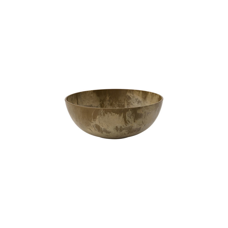 House Doctor-collectie House Doctor  Bowl Serveur Gold Pack of 2 pcs