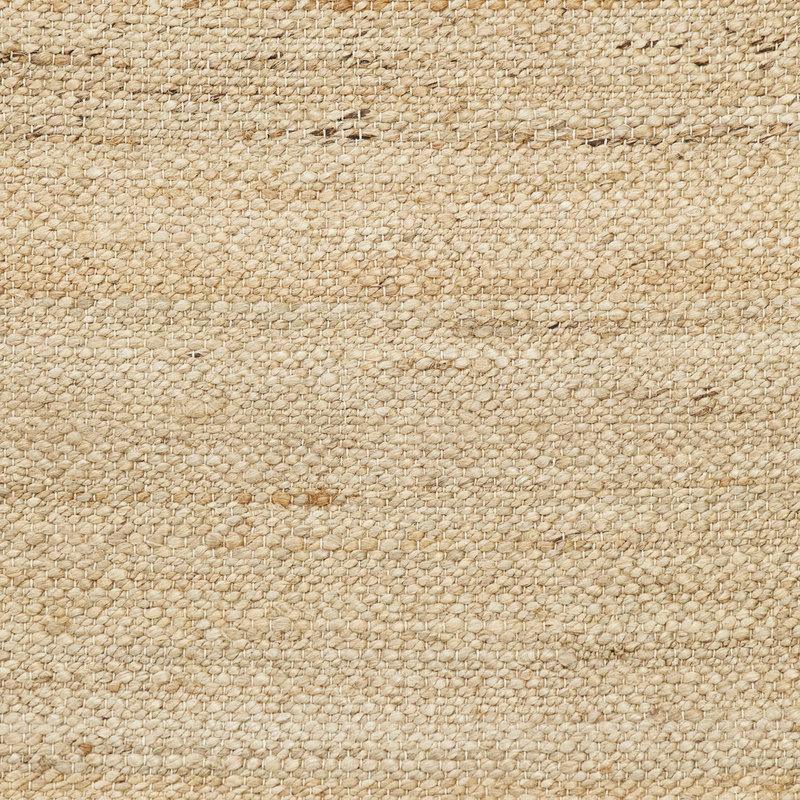House Doctor-collectie Vloerkleed Hempi  naturel 90x60