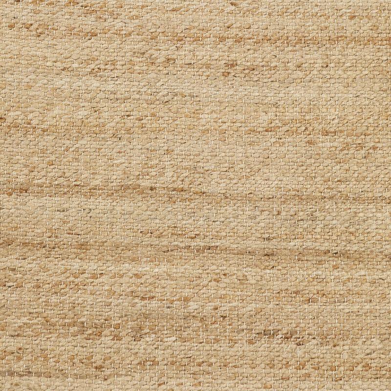 House Doctor-collectie Vloerkleed Hempi  naturel 300x90