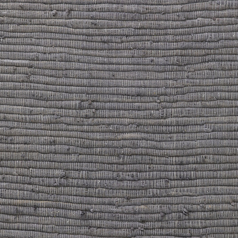 House Doctor-collectie House Doctor  Rug Chindi Grey Handmade Finish may vary 160x70