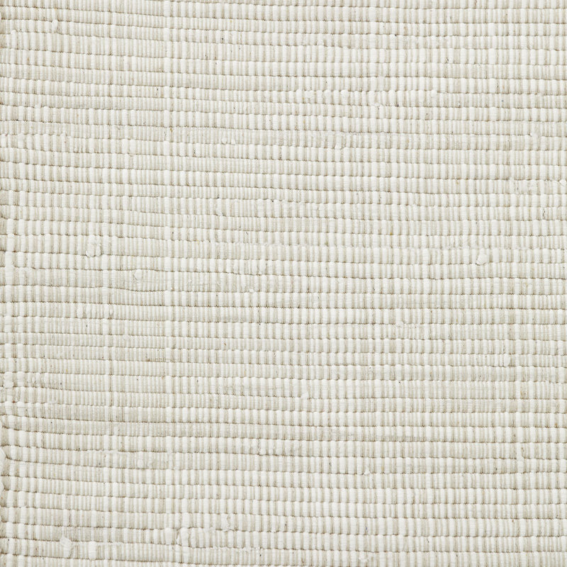House Doctor-collectie House Doctor  Rug Chindi White Handmade Finish may vary 90x60