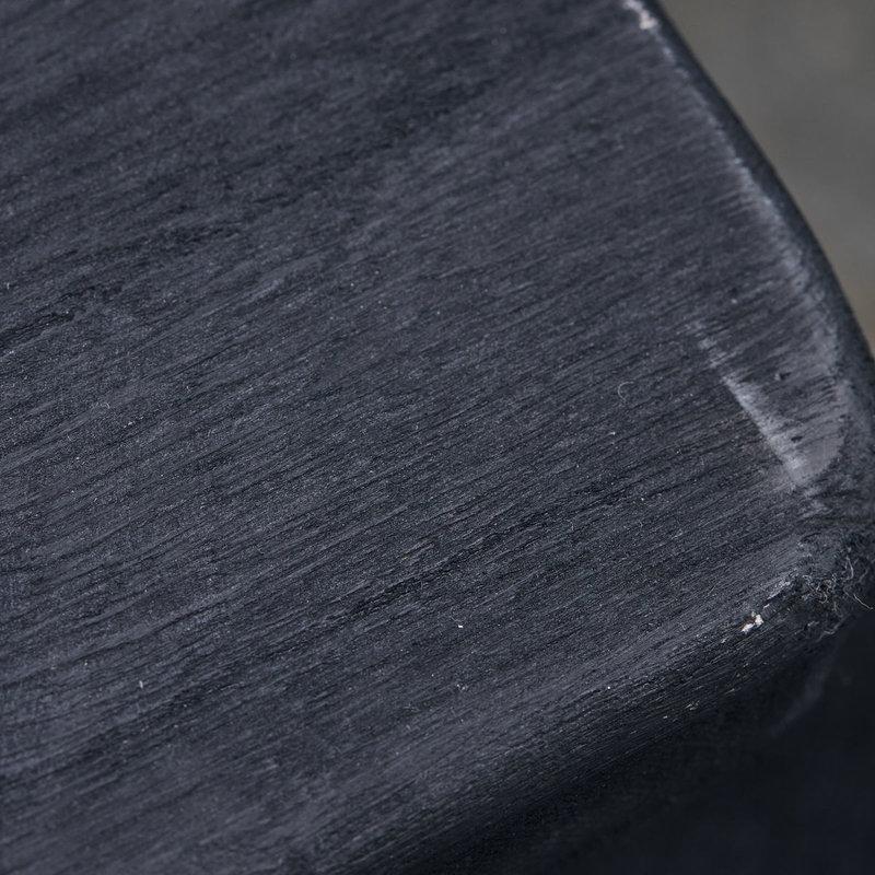 House Doctor-collectie Bank Nadi zwart 120 cm