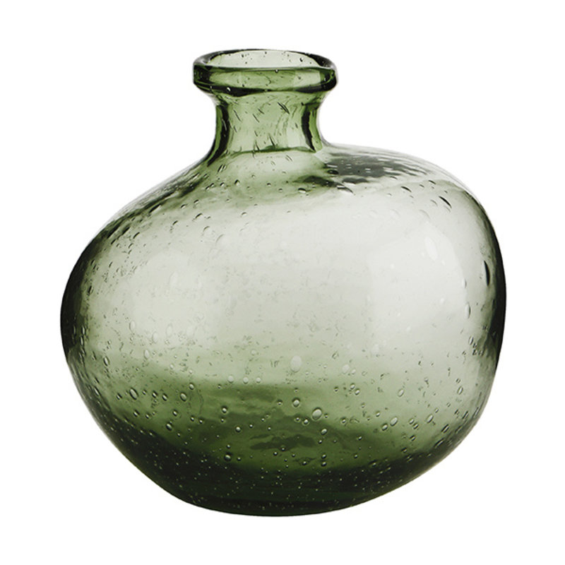 Madam Stoltz-collectie Organic shaped glass vase