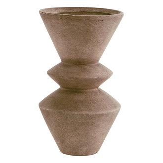 Madam Stoltz Vaas washed terracotta