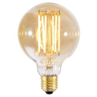 Good&Mojo LED bulb filament/E27 dimmable, diam. 12,5cm - Copy