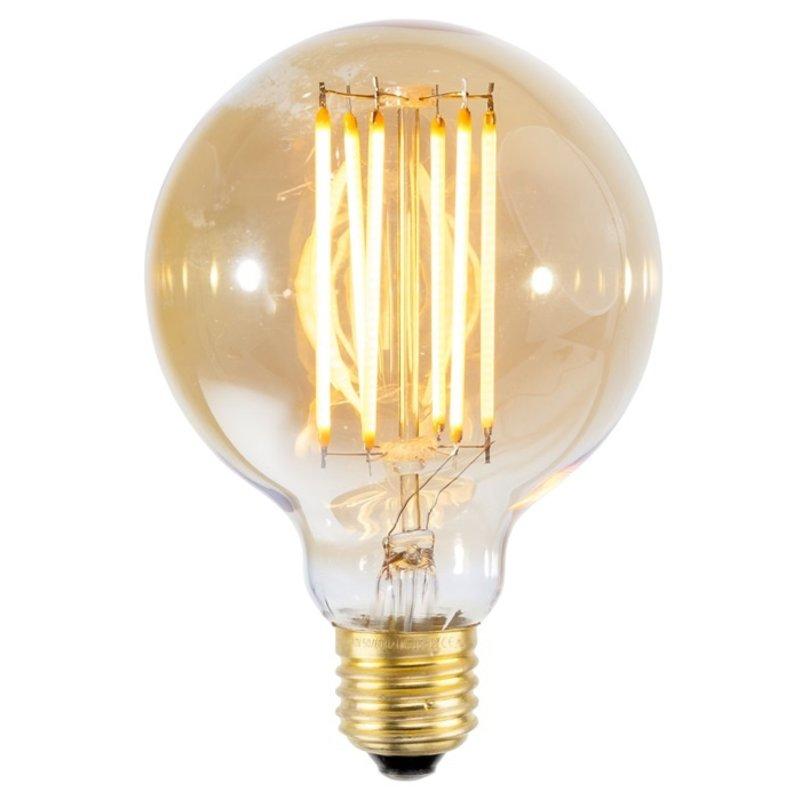 Good&Mojo-collectie LED-gloeidraad lamp / E27 dimbaar, diam. 12,5cm