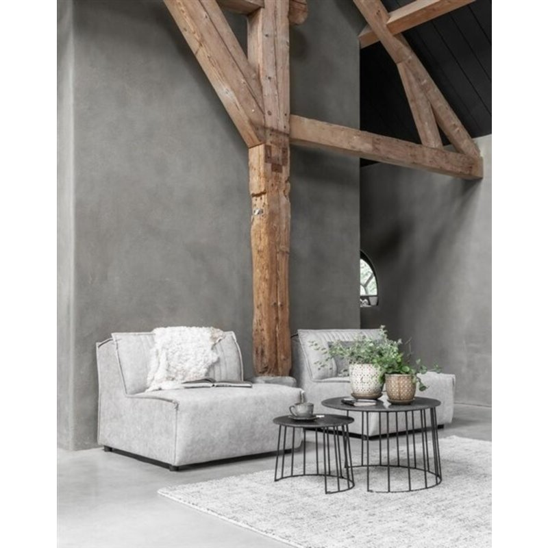 MUST Living-collectie Coffee table Kilimanjaro, set of 2