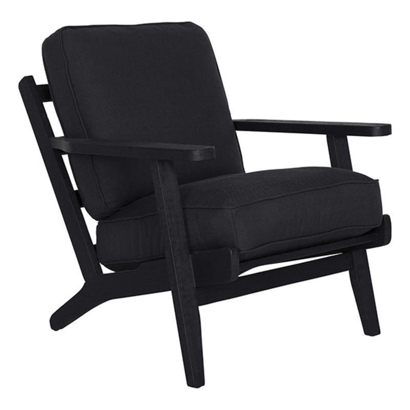 MUST Living-collectie Lounge chair Carlton