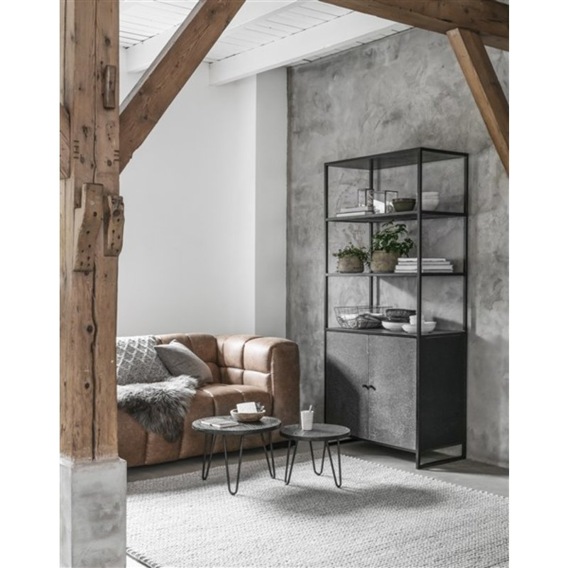 MUST Living-collectie Bookcase Mont Ventoux