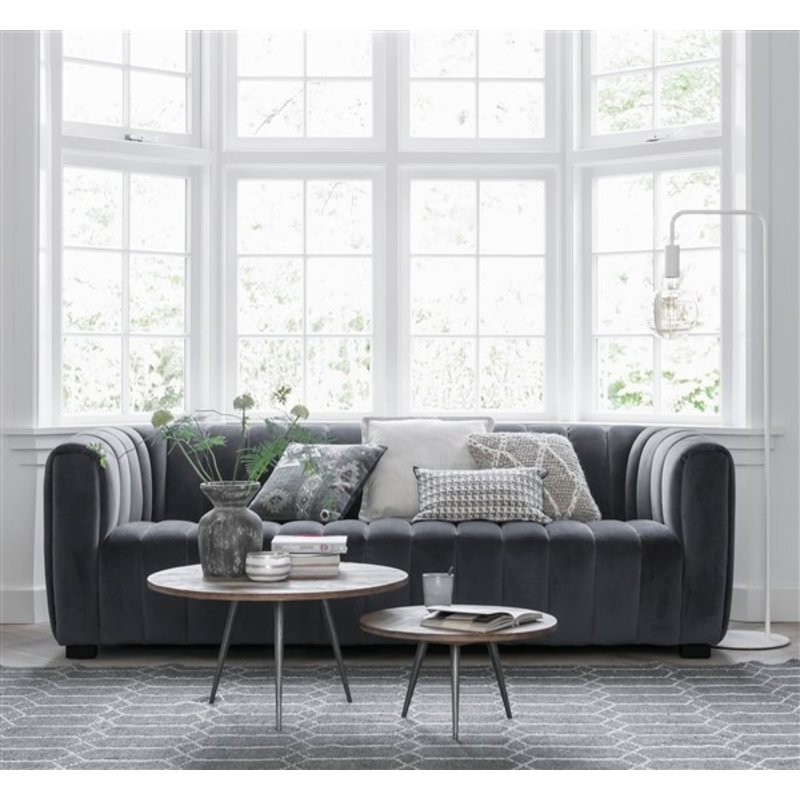 MUST Living-collectie Bank Elegant antracite