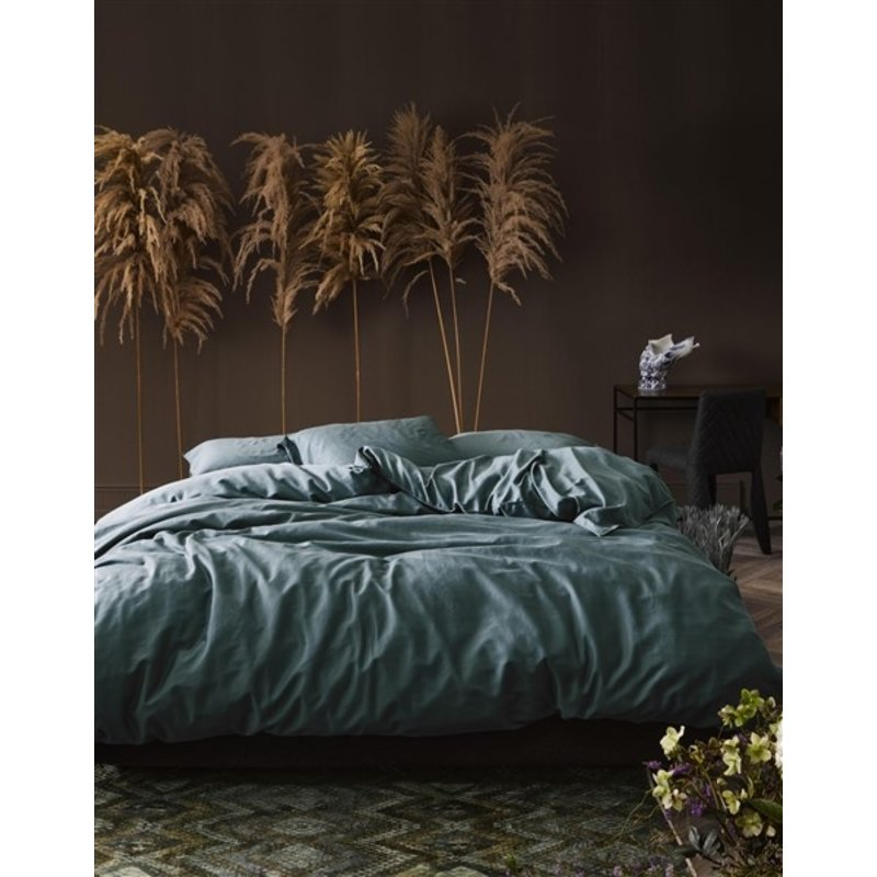 Essenza-collectie Essenza Filou Duvet cover 2p set 260x220+2/60x70 Denim
