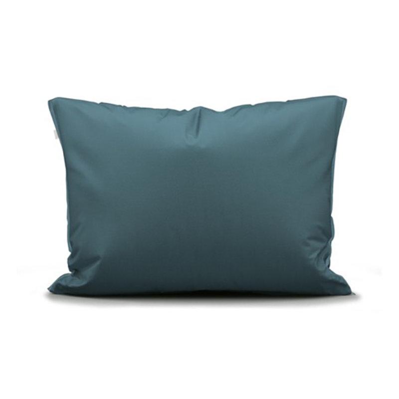 Essenza-collectie Dekbedovertrek Minte Denim blauw