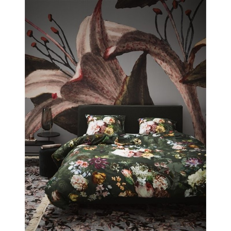 Essenza-collectie Essenza Filou Duvet cover 2p set 240x220+2/60x70 Green