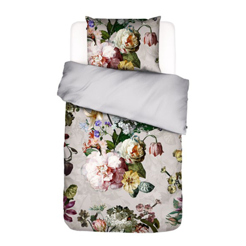 Essenza-collectie Essenza Filou Duvet cover 2p set 260x220+2/60x70 Grey