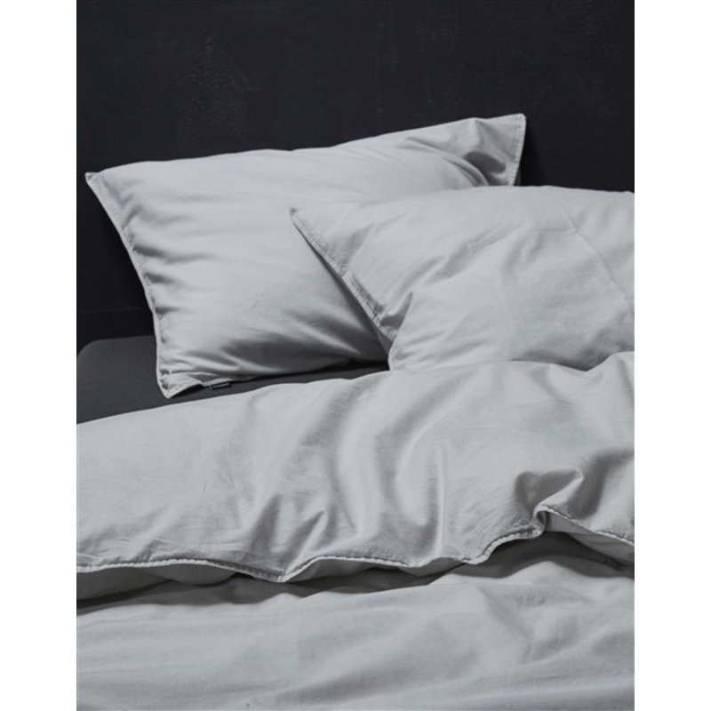Essenza-collectie Essenza Filou Duvet cover 2p set 240x220+2/60x70 Silver