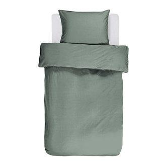 Essenza Essenza Filou Duvet cover 2p set 240x220+2/60x70 Sea green