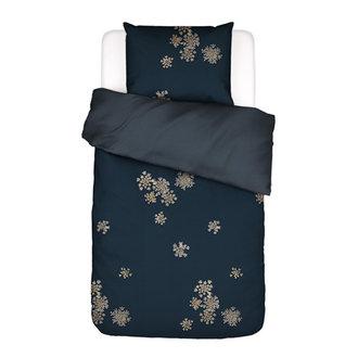 Essenza Essenza Filou Duvet cover 2p set 260x220+2/60x70 Indigo blue