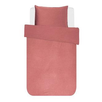 Essenza Essenza Filou Duvet cover 2p set 240x220+2/60x70 Dusty rose