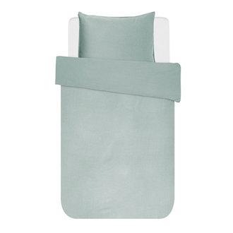 Essenza Essenza Filou Duvet cover 2p set 240x220+2/60x70 Dusty green
