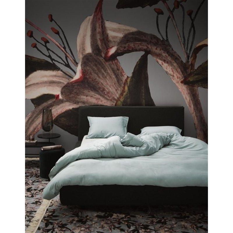 Essenza-collectie Essenza Filou Duvet cover 2p set 240x220+2/60x70 Dusty green