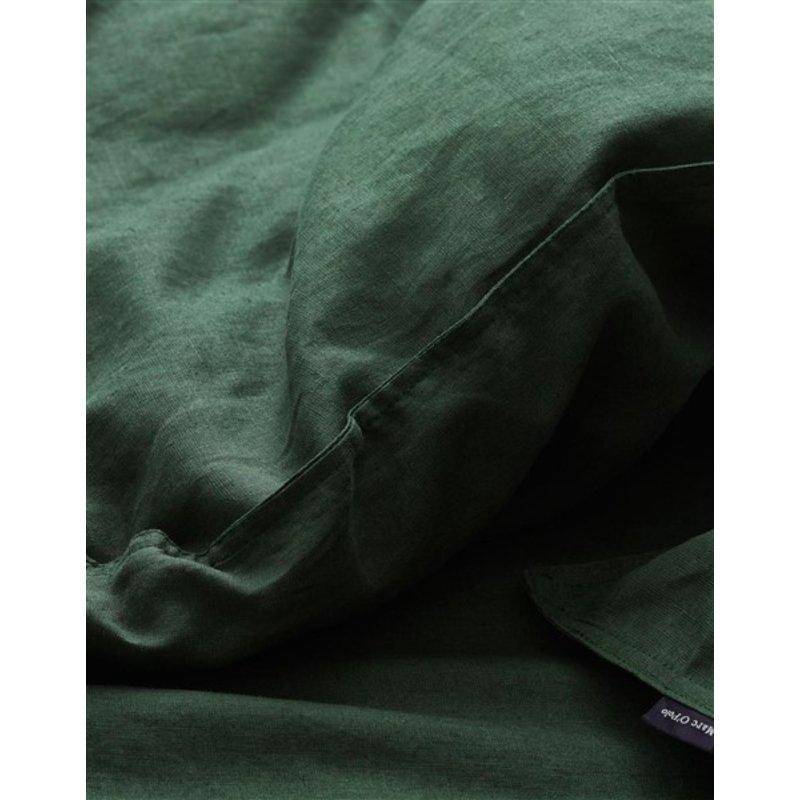 Marc O'Polo-collectie Marc O'Polo Duvet cover 1p set 140x220+60x70 Deep green