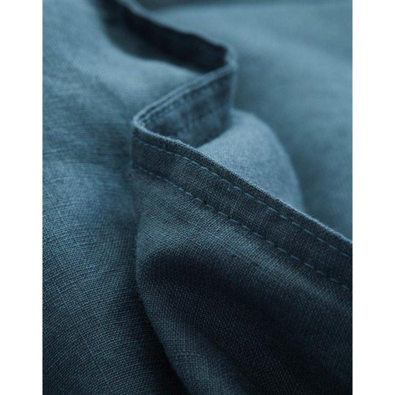 Marc O'Polo-collectie Marc O'Polo Duvet cover 1p set 140x220+60x70 Indigo blue