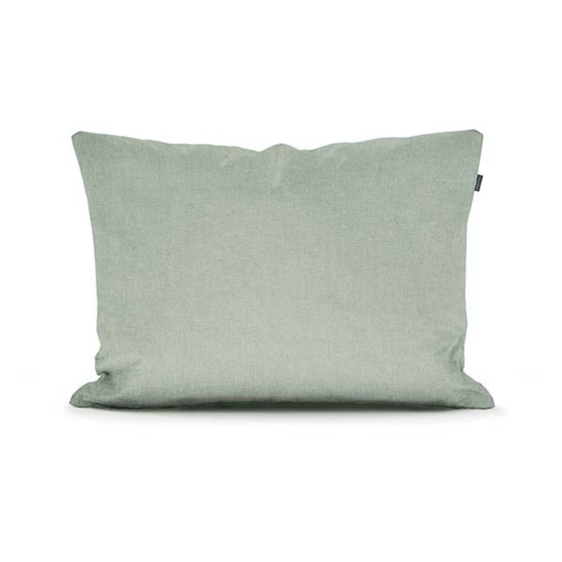 Marc O'Polo-collectie Marc O'Polo Duvet cover 1p set 140x220+60x70 Smoke green