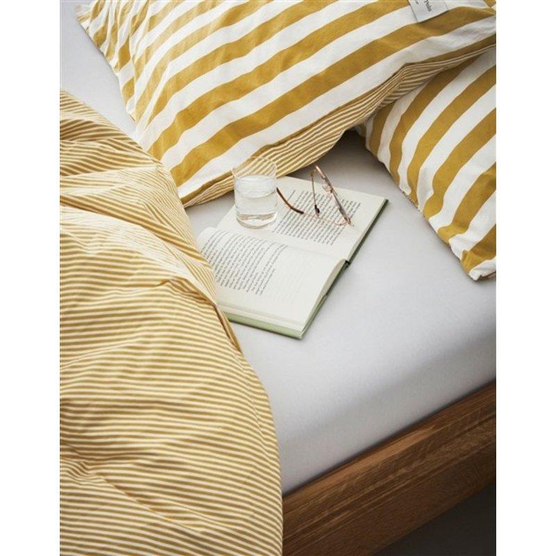Marc O'Polo-collectie Marc O'Polo Duvet cover 1p set 140x220+60x70 Sunrise yellow