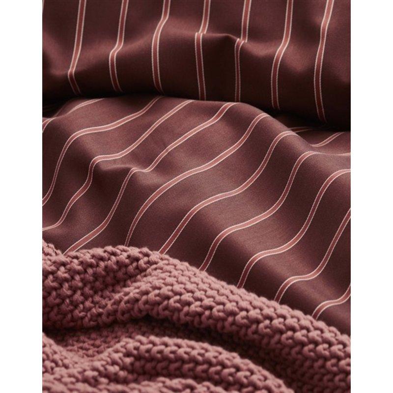 Marc O'Polo-collectie Marc O'Polo Duvet cover 1p set 140x220+60x70 Warm earth