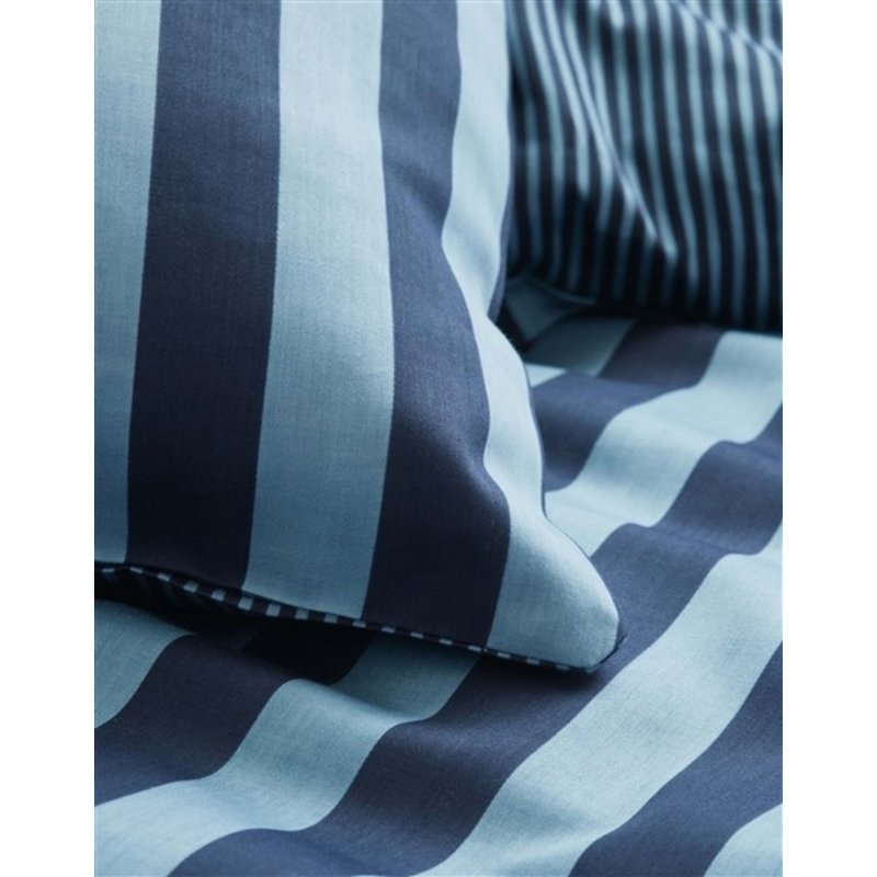 Marc O'Polo-collectie Marc O'Polo Duvet cover 1p set 140x220+60x70 Deep blue