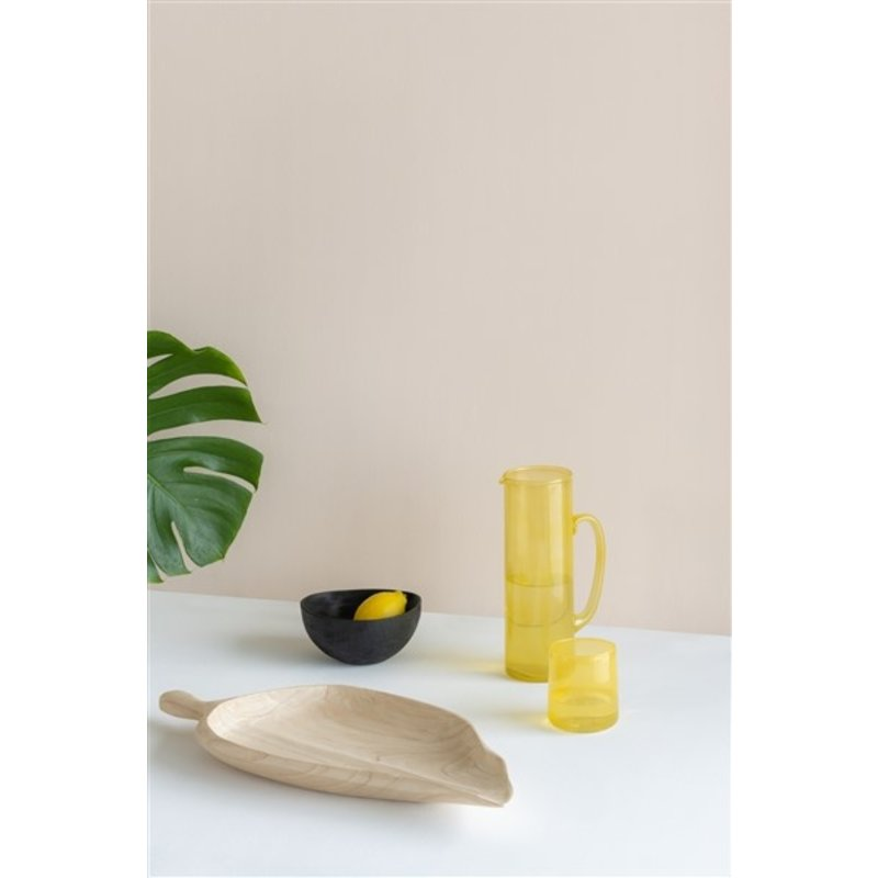 Urban Nature Culture-collectie Tray Wood Leaf