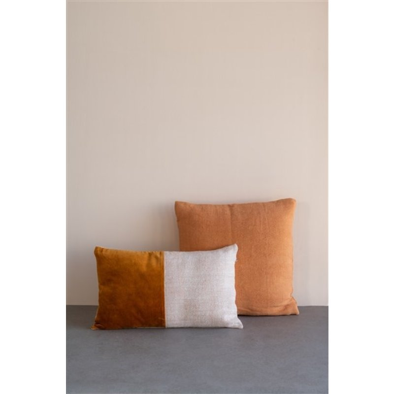 Urban Nature Culture-collectie Cushion Character, Golden Oak