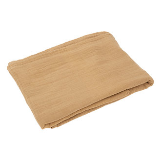 Urban Nature Culture Table Cloth Crinkle, Ocre