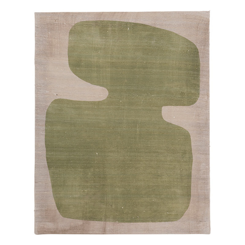 Urban Nature Culture-collectie Wall Deco Silk Minimalism, Green Eyes